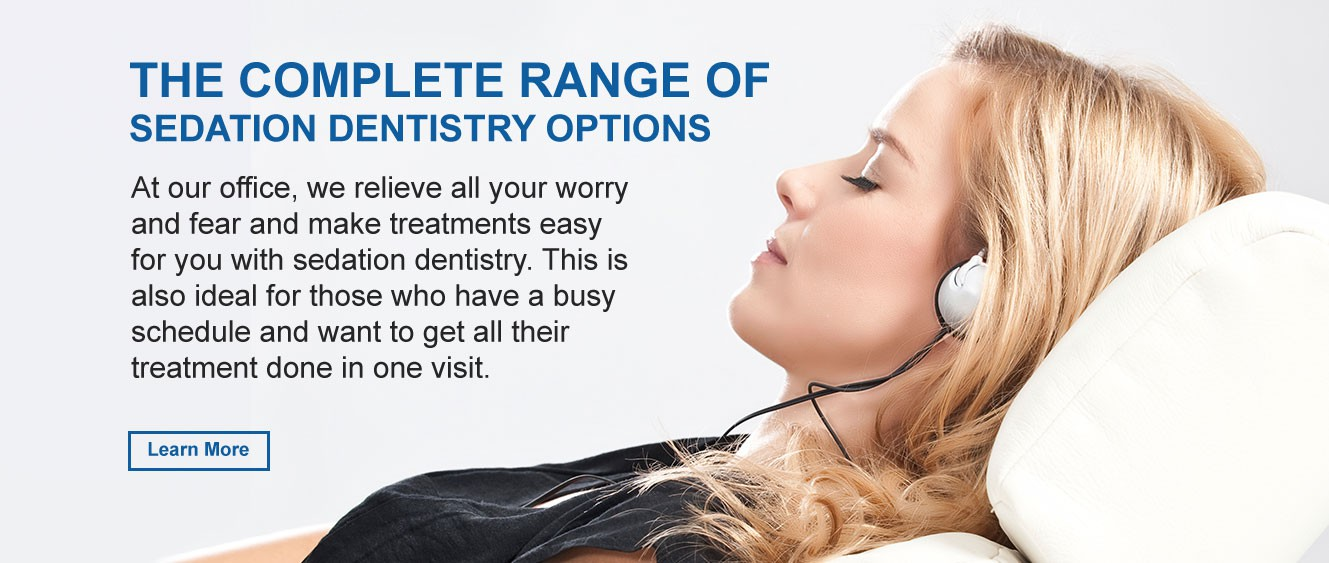 Dentist offers Sedation in Hickory NC