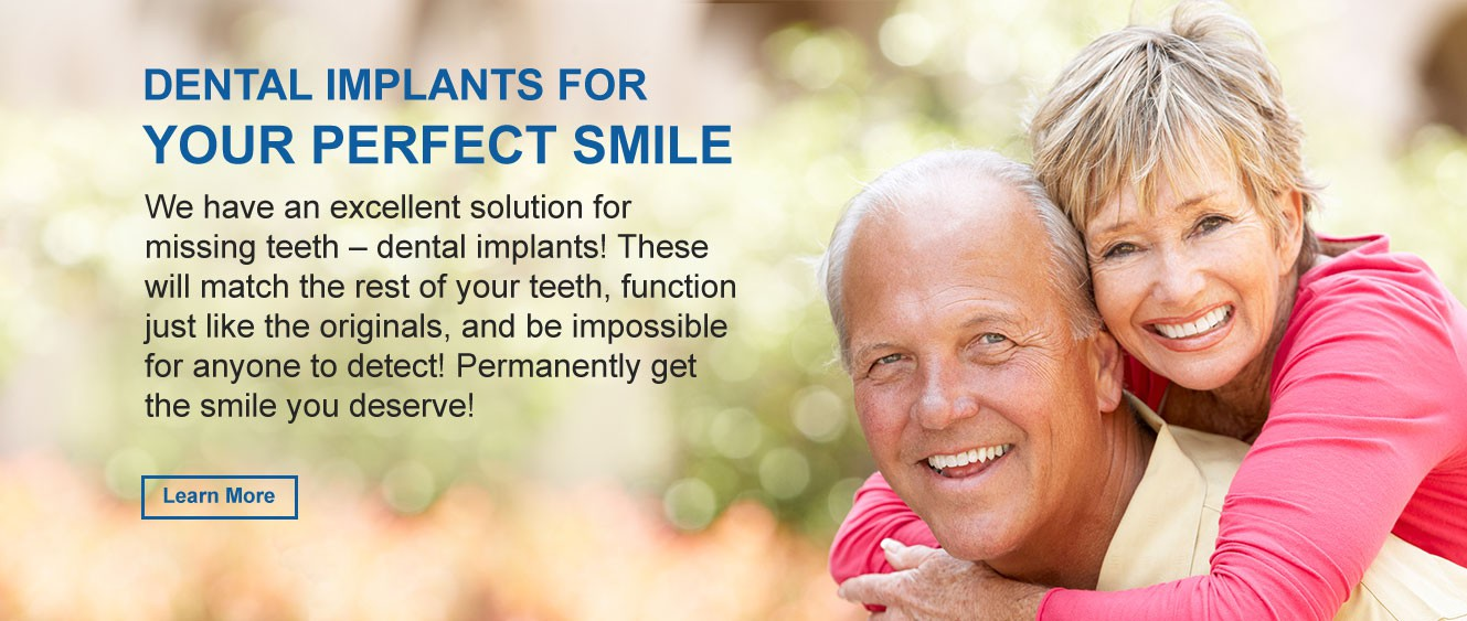 Dentist available to replace missing teeth in Hickory NC